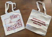 Image of BEACH IMPEDIMENT RECORDS TOTE BAG