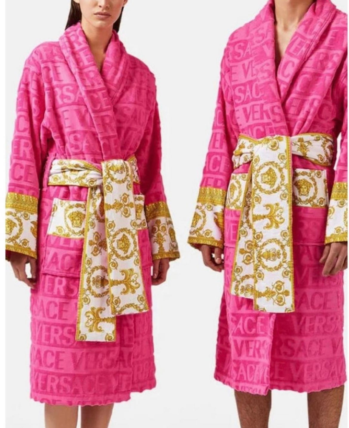 Image of Lux Bathrobe
