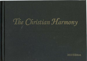 Image of The Christian Harmony Book 2010 Edition