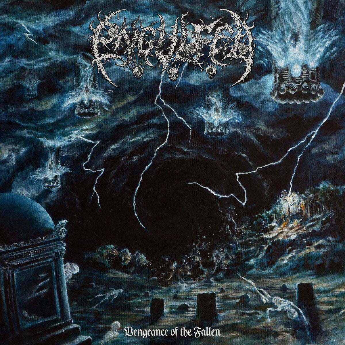 Image of ENGULFED - Vengeance Of The Fallen LP