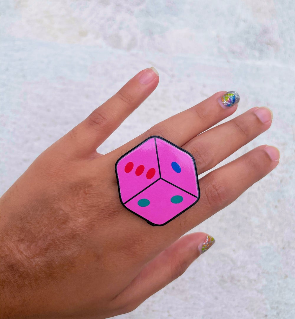 Image of Roll the Dice Ring