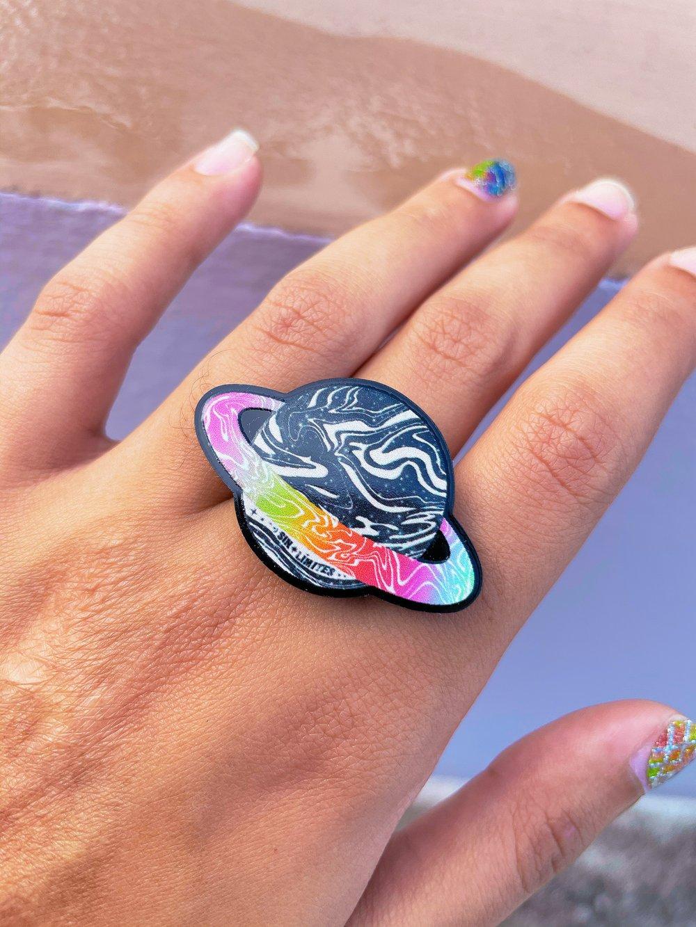 Image of Cosmic Optimist Ring