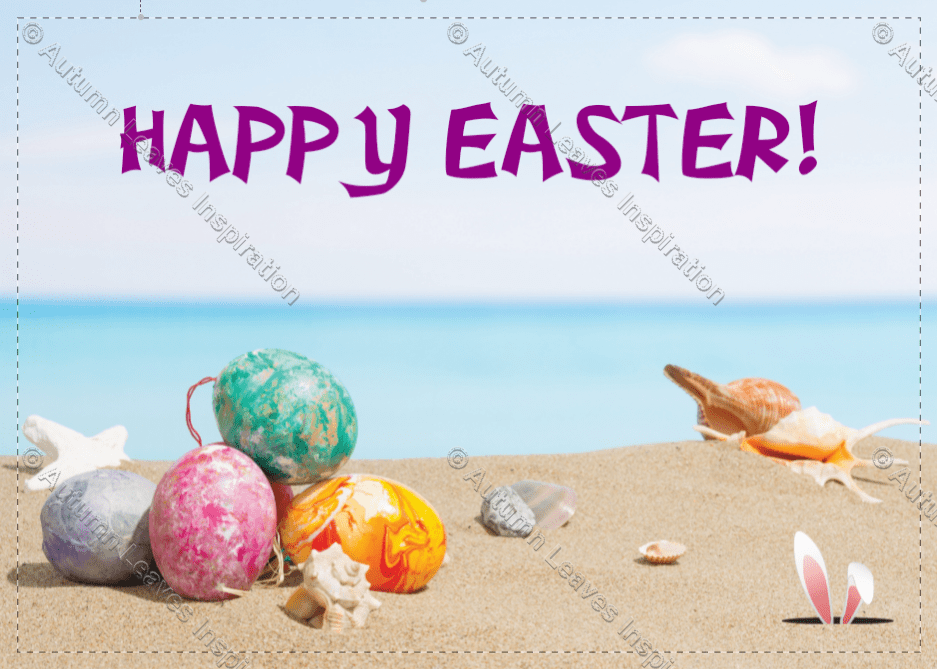 Image of C21 Happy Easter! - NEW
