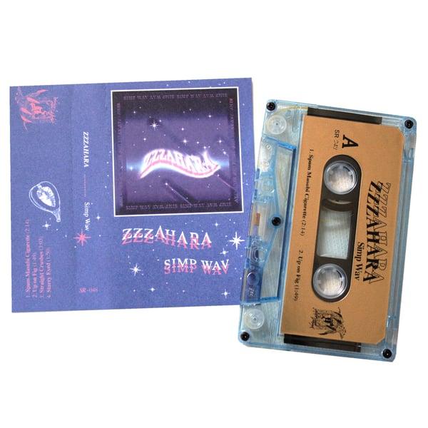 "Image of ZZZAHARA ""Simp Wav"" CS"