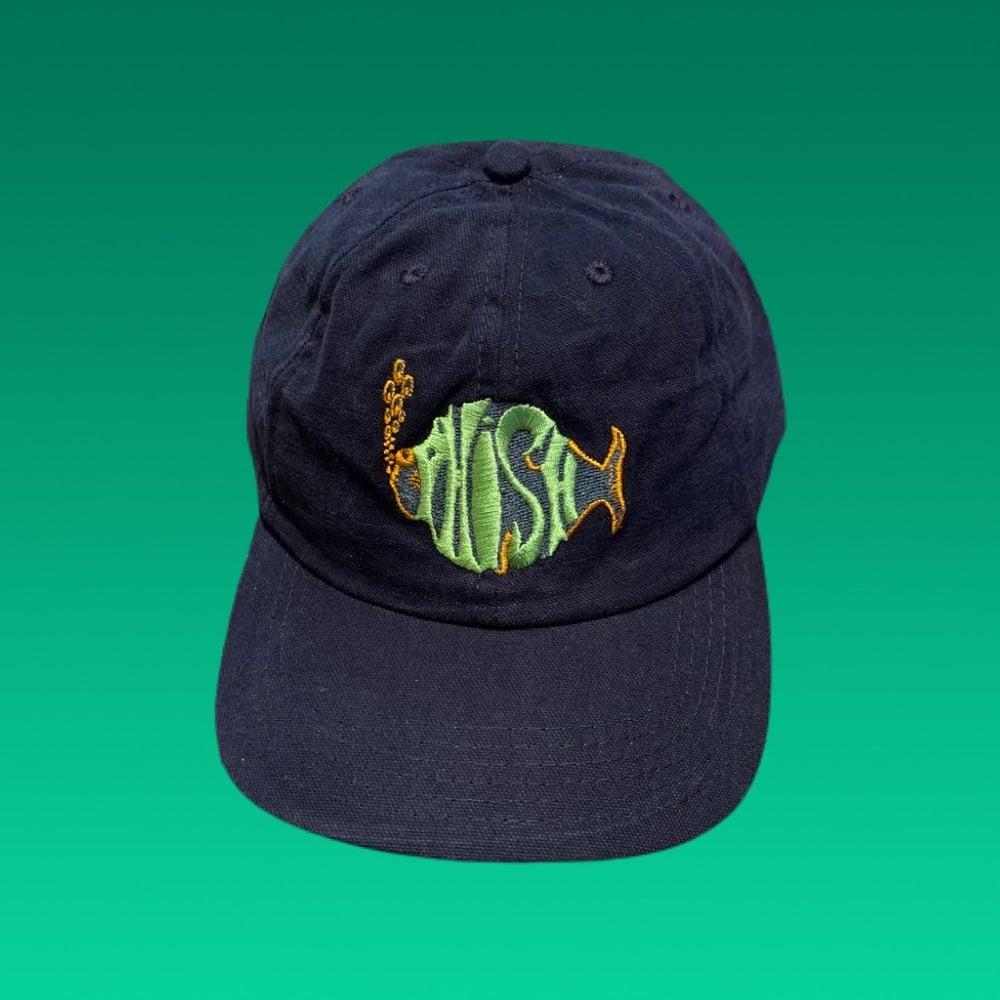Image of Phish Original Vintage 1990's Hat! Deadstock! Brand NEW!  - Navy!