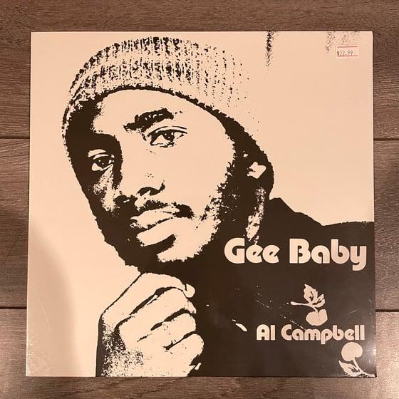 Image of Al Campbell - Gee Baby Vinyl LP