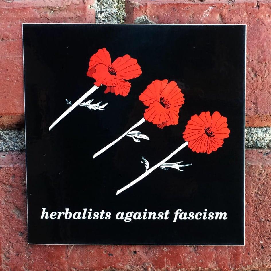 Image of Herbalists Against Fascism