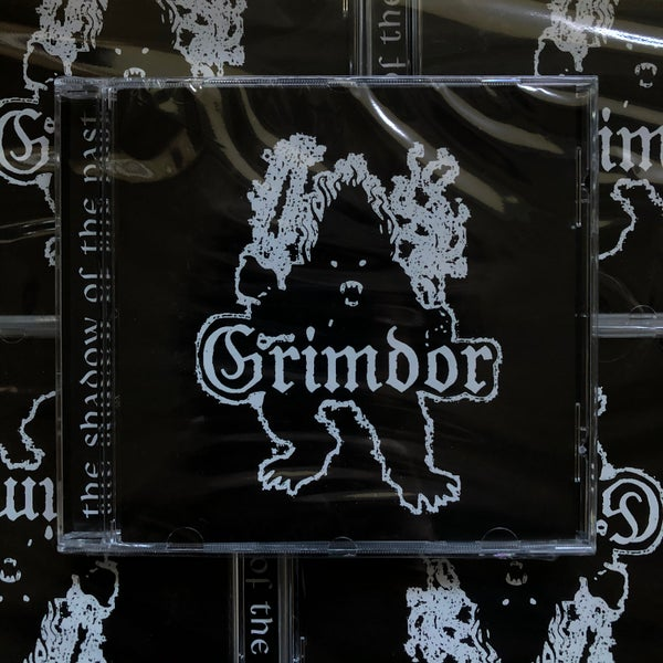 Image of Grimdor - The Shadow of the Past CD