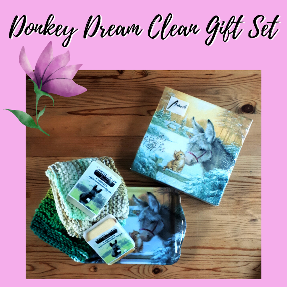 Image of Donkey Dream Clean Gift Set