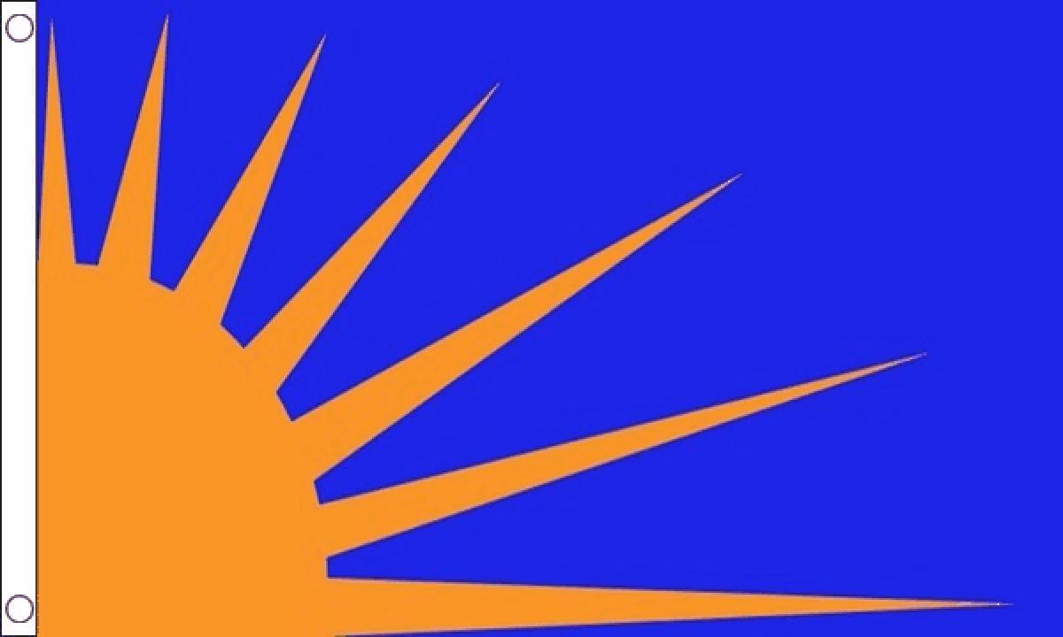 Image of Na Fianna Eireann Flag