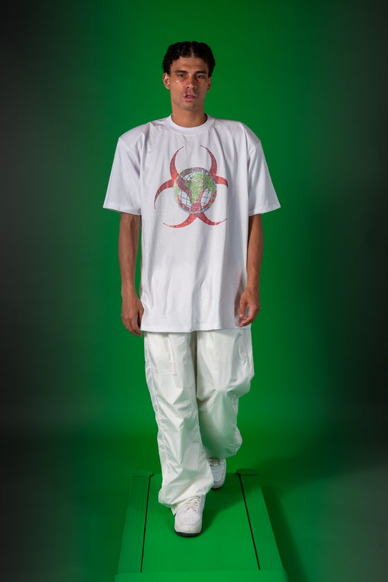 Image of Toxic World Bling T-Shirt