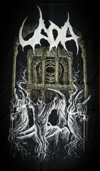 """Image of 'Our Pale Departure"""" DYI Backpatch"""