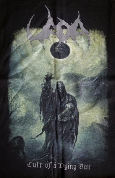 Image of 'Cult of a Dying Sun' DYI Backpatch