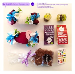 Image of SurvivalKit Colazione di Pasqua Light