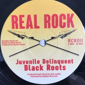 "Image of Black Roots/Dub Judah - Juvenile Delinquent  - Real Rock records (new  Roots 7"" vinyl)"