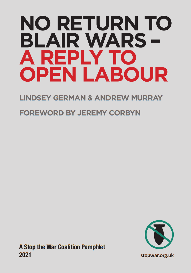 Image of No Return to Blair Wars – A Reply to Open Labour