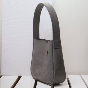 Image of Single Sling in smokey gray