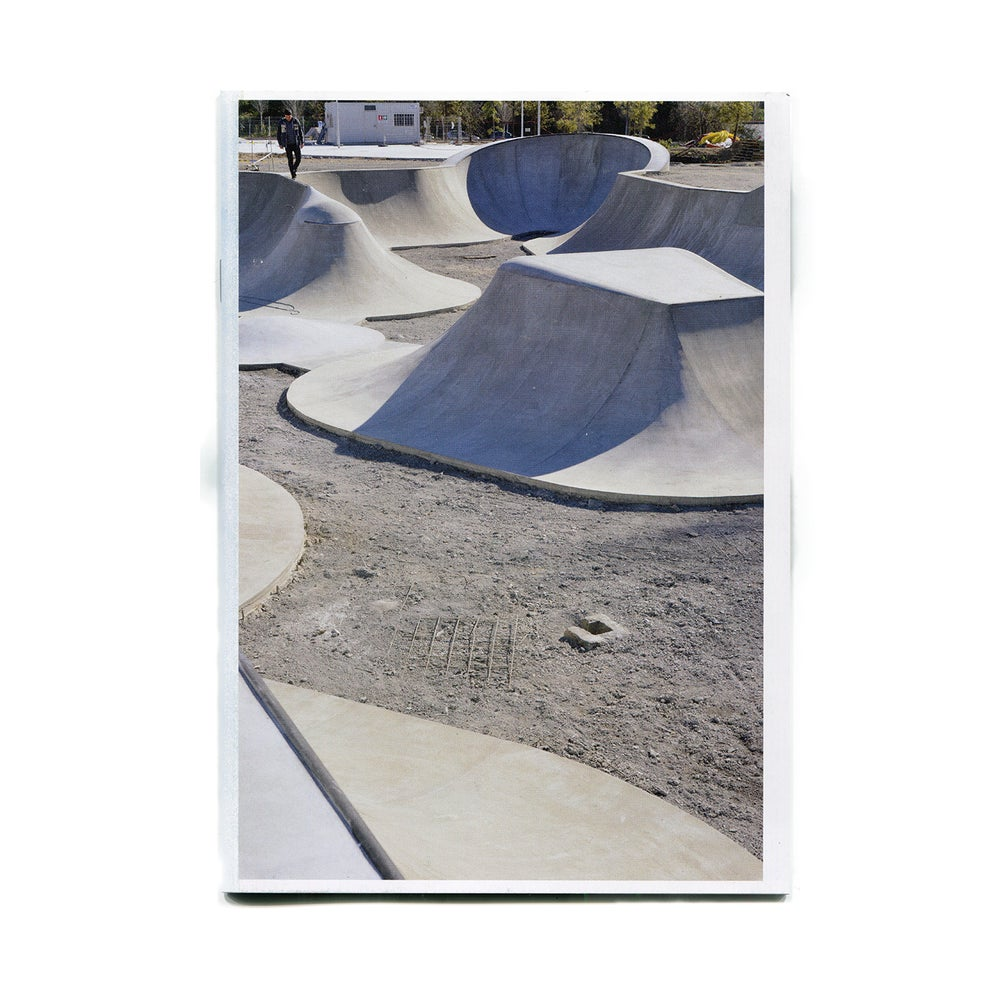 Image of Ruben's Bowl Zine - Ed Docherty