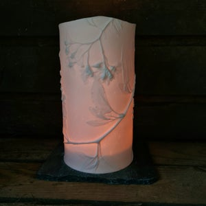 Candle Cover Honeysuckle