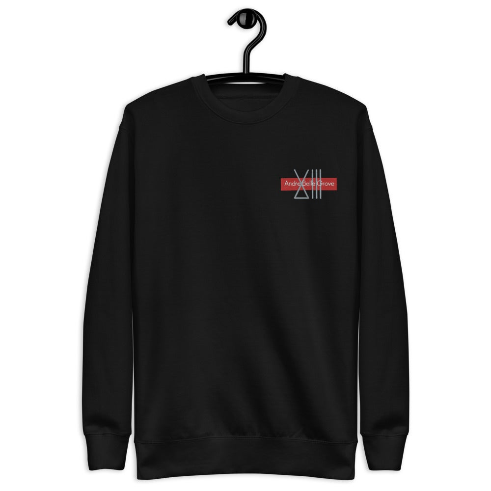 Image of Andre Belle Grove Signature Pullover