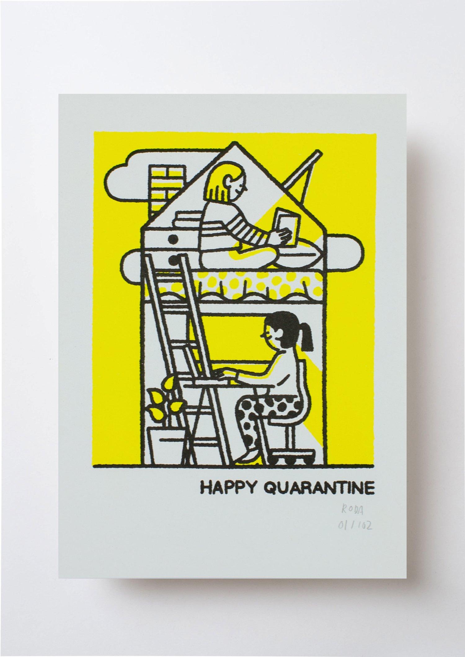 Image of HAPPY QUARANTINE