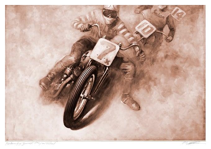 Image of No. 7x (Vintage Dirt Track V)
