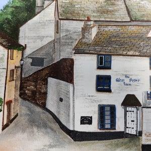 Image of The Blue Peter Inn, Polperro