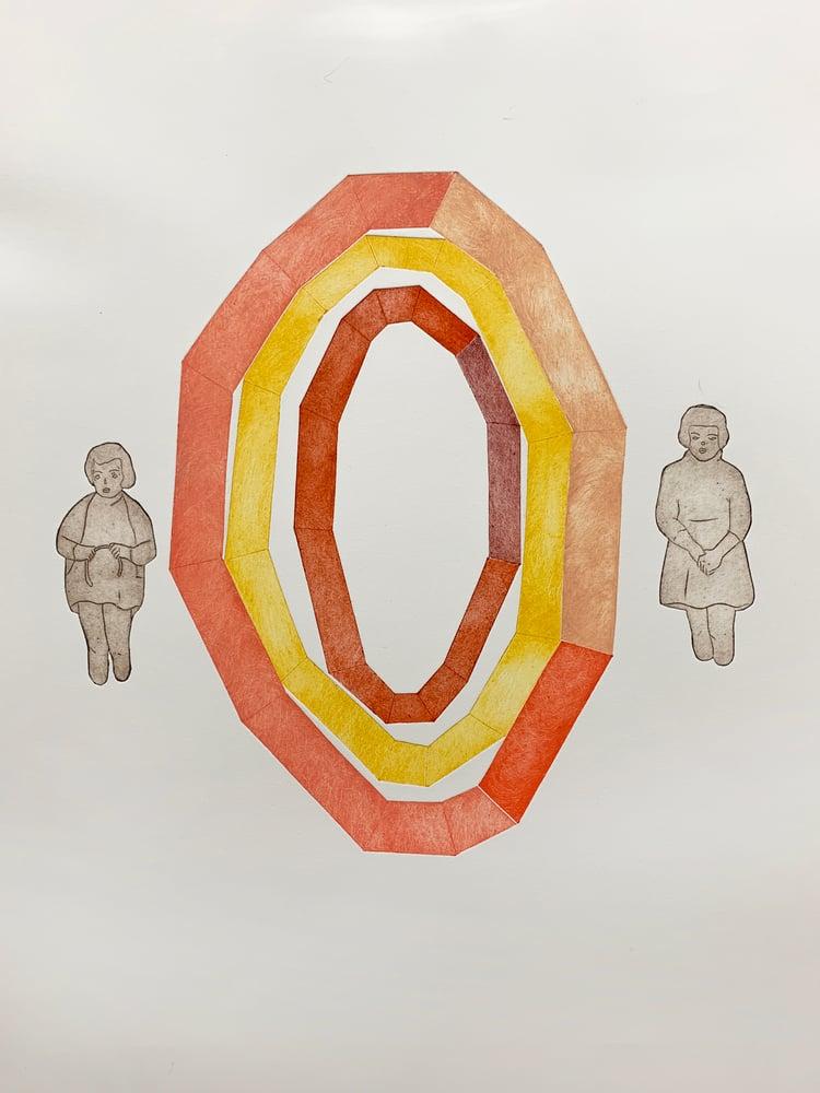 Image of Art print - Welcome