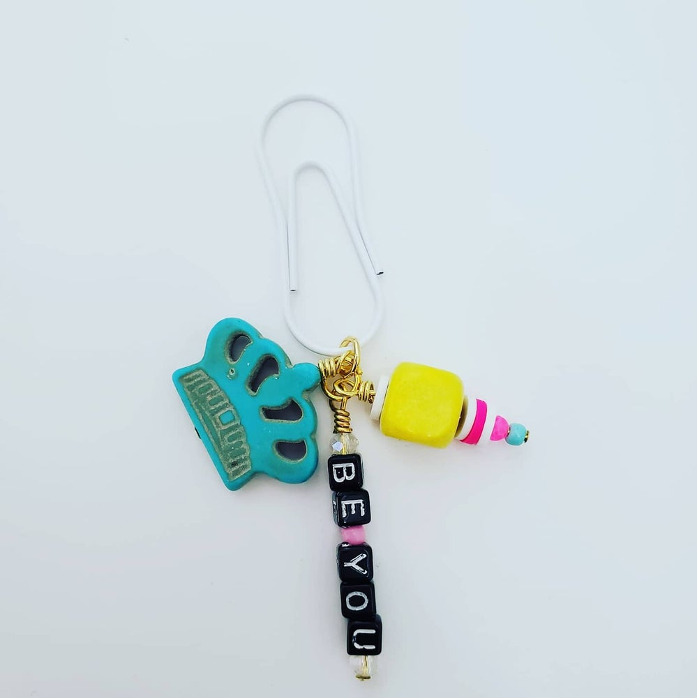 Image of BE YOU PLANNER CLIP