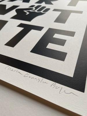 Image of MAKE ART NOT HATE by Charlie Evaristo-Boyce