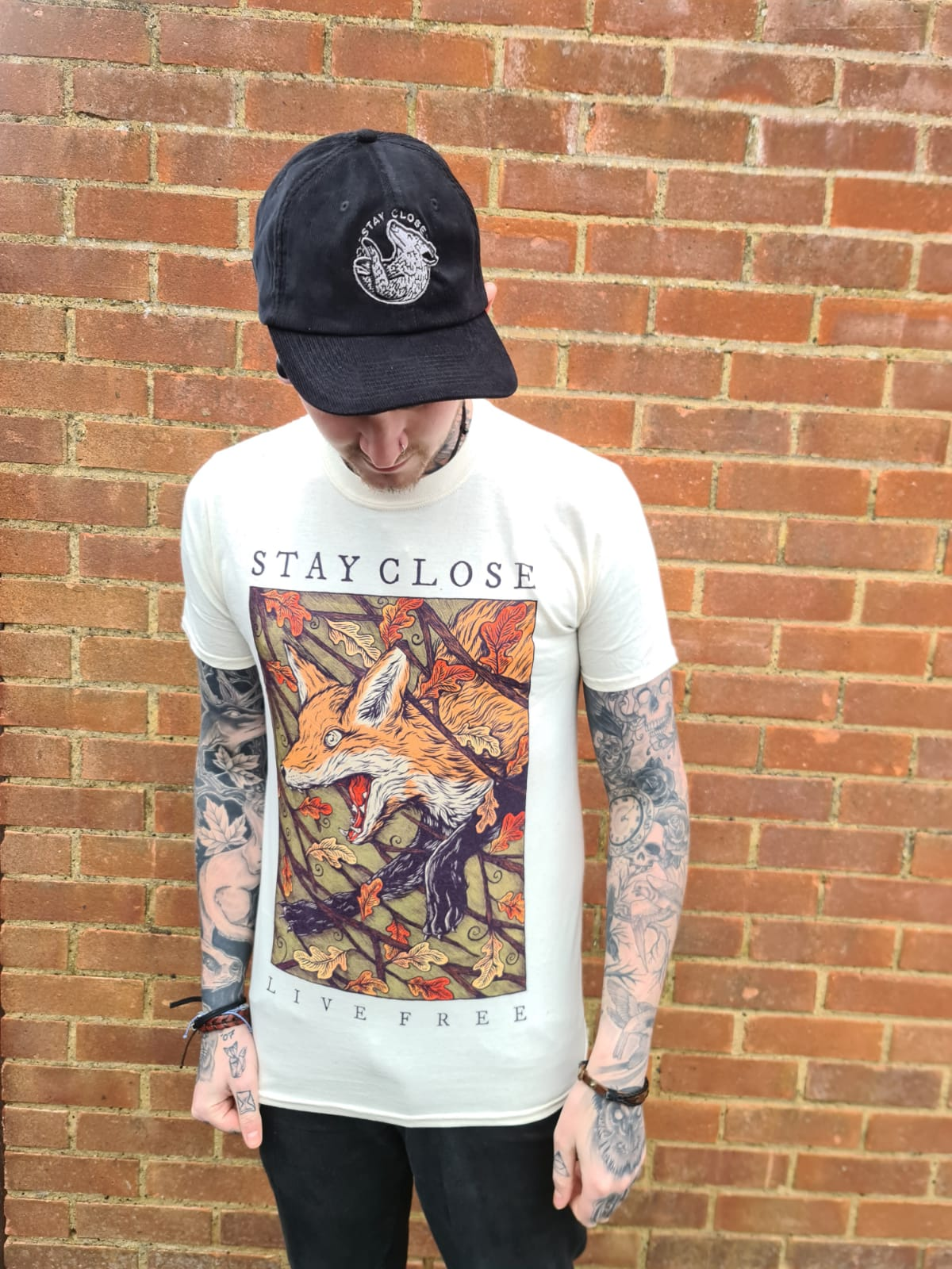 Image of SD Live free beige T