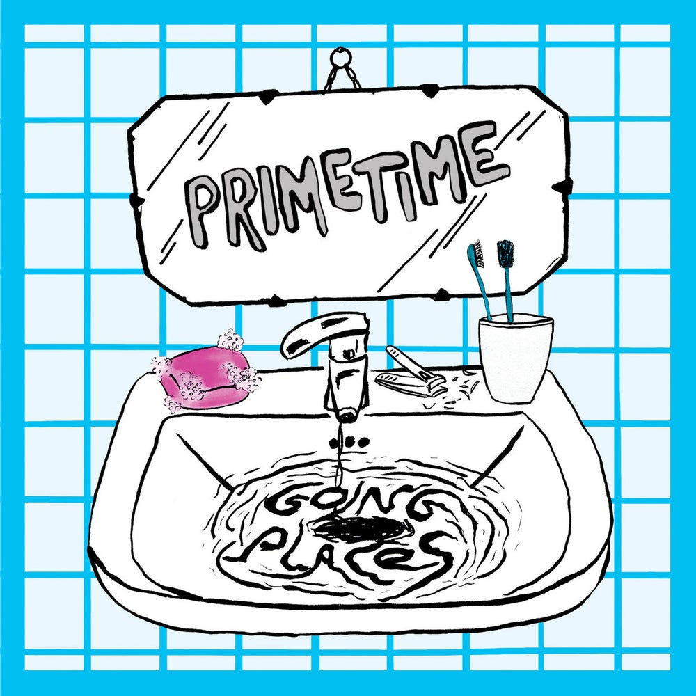 Image of PRIMETIME - Going Places 7""