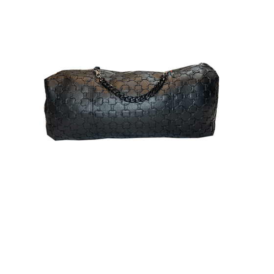 Image of Leather Strap Duffle