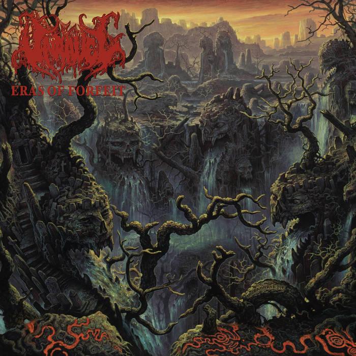 "Image of Unravel ""Eras of Forfeit"" LP"