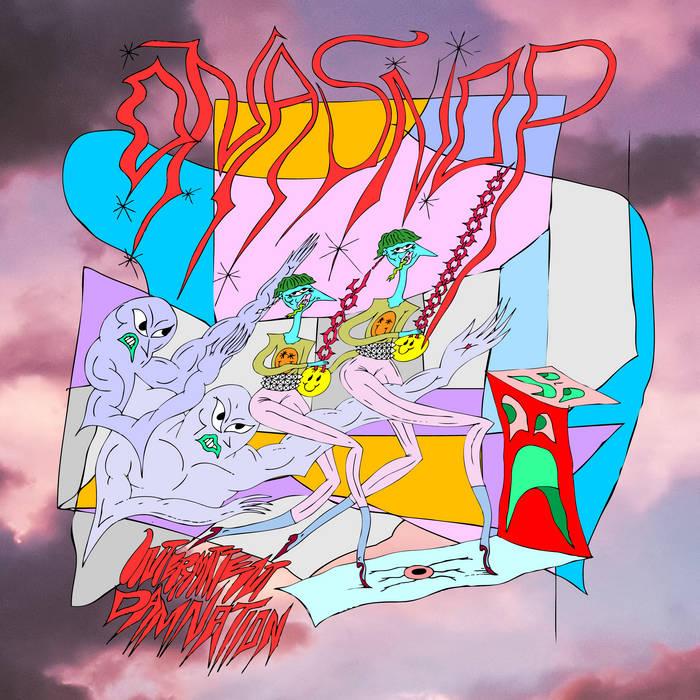 "Image of Ona Snop - ""Intermittent Damnation"" LP (UK Import)"