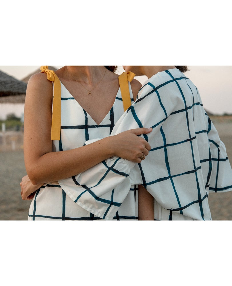Image of Chess Blouse
