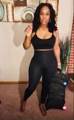 Image of High Waist Firm Compression Leggings