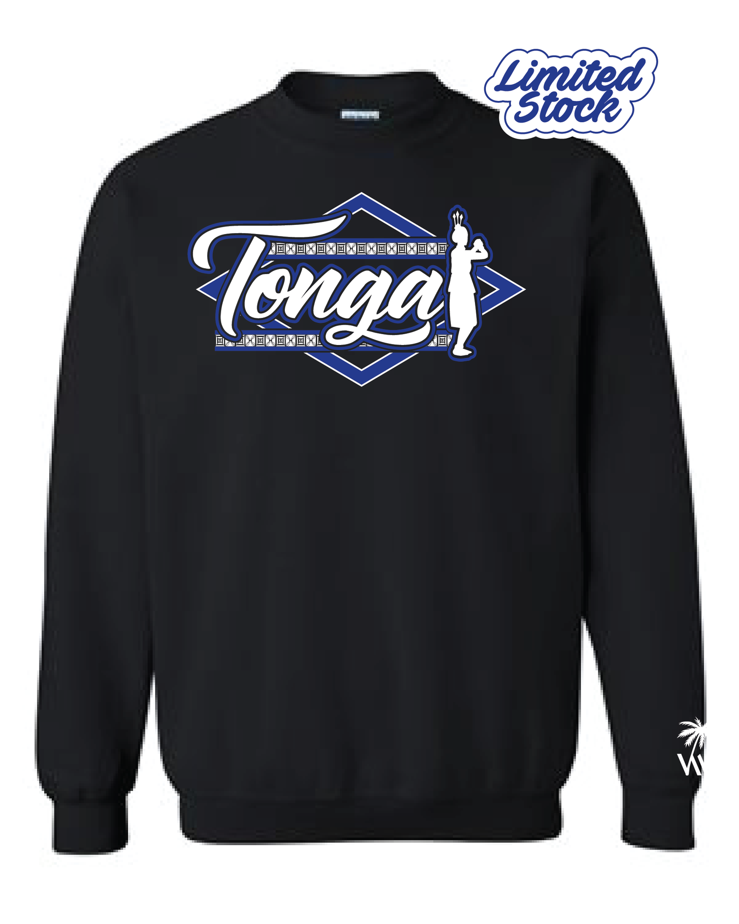 Image of Queen Majesty - Tonga sweater