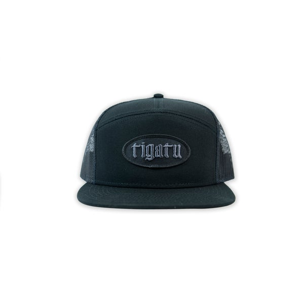 "Image of Midnight ""Shop"" Hat - Black"