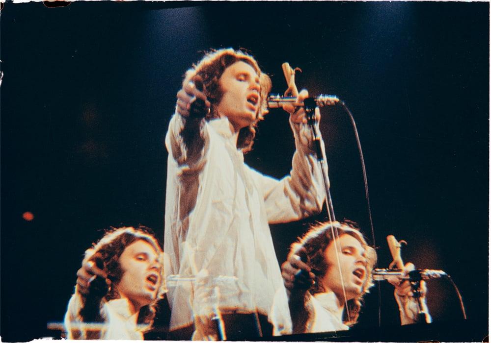 Image of Triple Exposure Jim Morrison