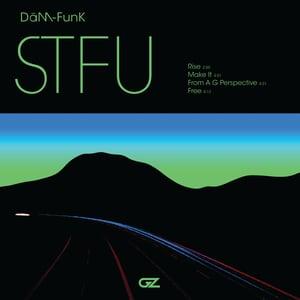 "Image of DāM-FunK ""STFU"" SPECIAL LIMITED VINYL EP"