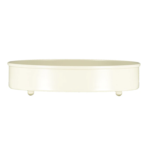 Image of Metal Candle Platter