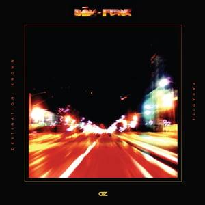 """Image of DāM-FunK """"Destination Known"""" b/w """"Paradise"""" Limited Vinyl EP"""