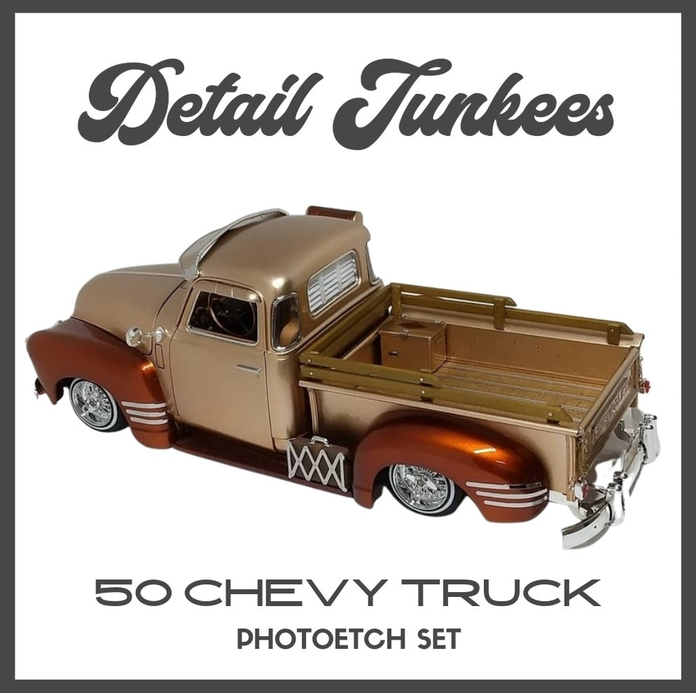 Image of 50 Chevy Truck Set