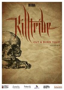 Image of Cut&Burn Poster