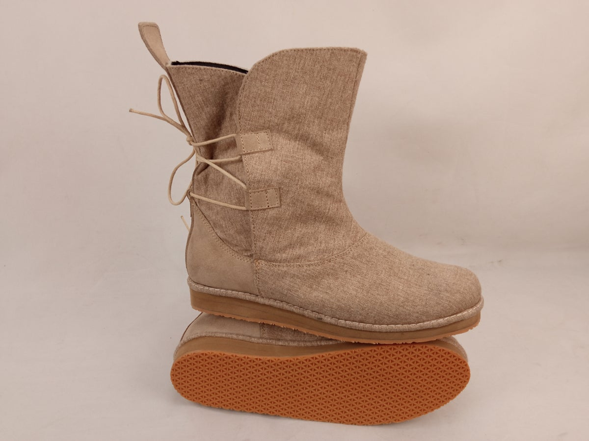 Image of REY BOOTIES BEIGE