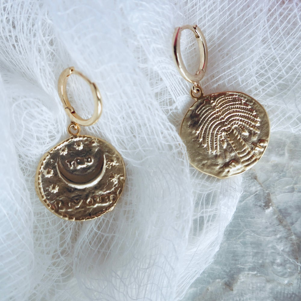 Image of Karma Earrings