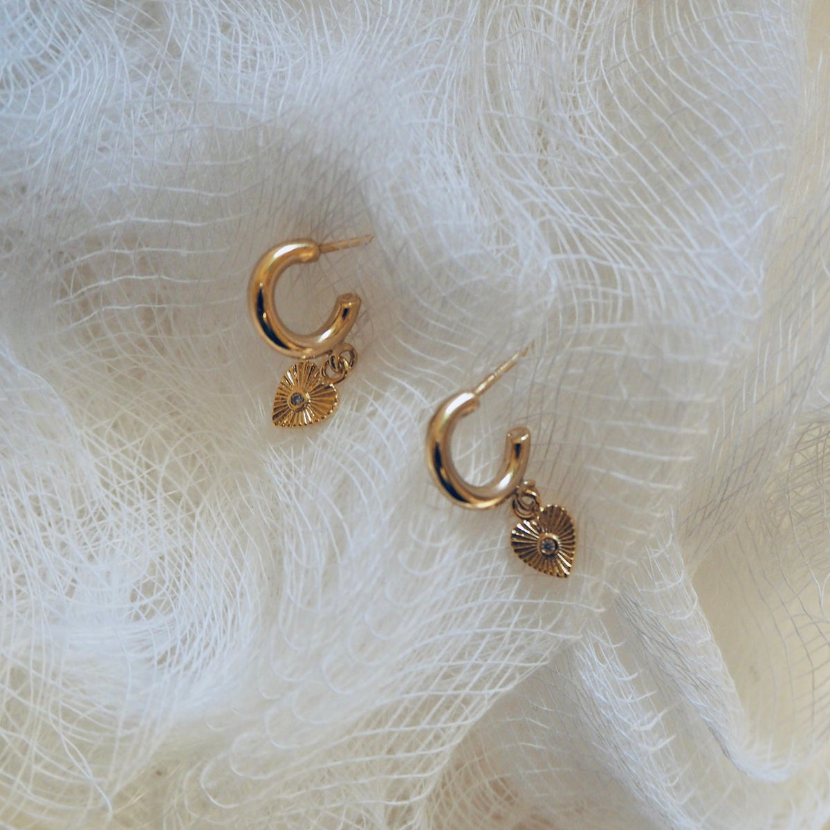 Image of Real Deal Earrings