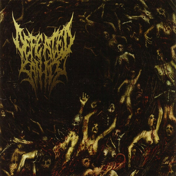 Image of DEFEATED SANITY - PSALMS OF THE MORIBUND CD [Digi-Pack]