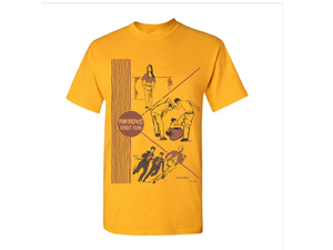 Image of Pre sales PINCHE PEE CHEE T yellow